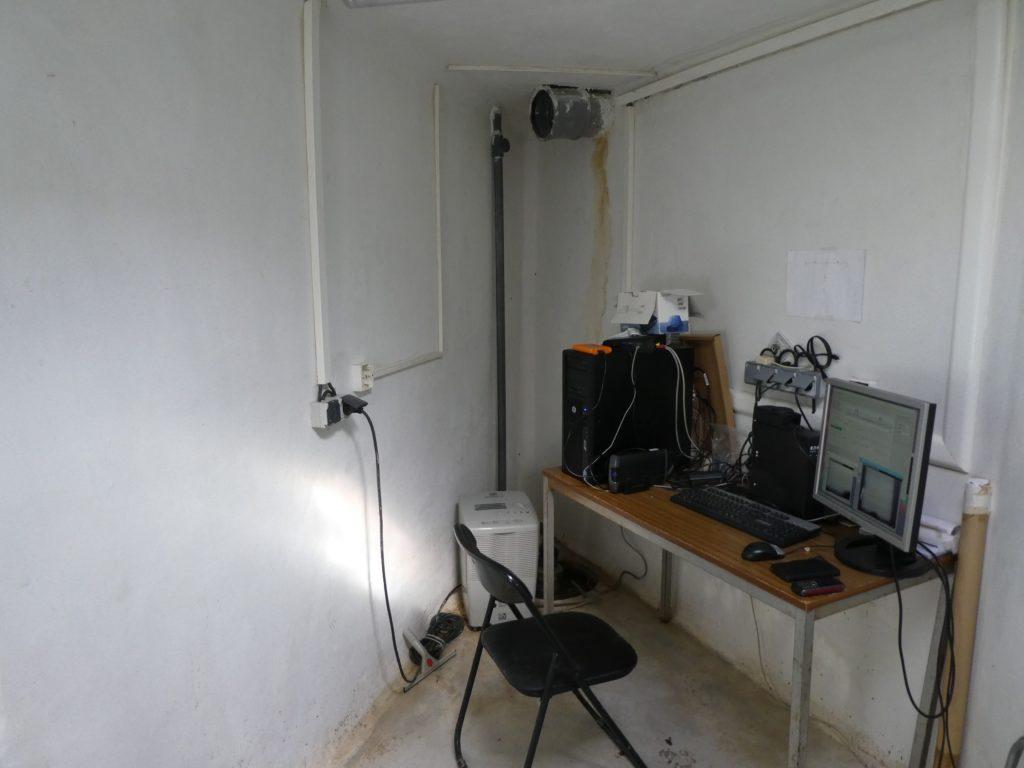 Installation informatique pour l'acquisition vidéo